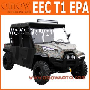 EEC EPA 5 Seats 800cc 4X4 Street Legal Utility Vehicles pictures & photos