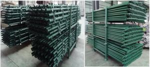 Painted Kwikstage Scaffolding Exported to Australia pictures & photos