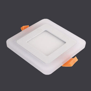 3+2W Round/Square LED SMD2835 85-265V Panel pictures & photos