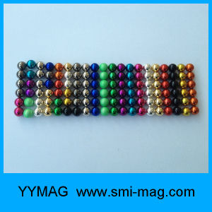 Neodymium Sphere Magnets Bulk 5mm Neo Cube Magnetic Ball pictures & photos
