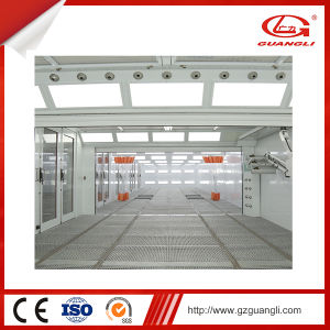 Ce Certification Guangli Manufacturer Car Powder Painting Equipment Spray Paint Booth pictures & photos
