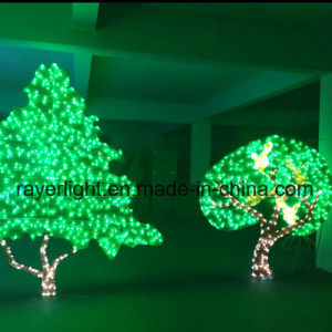 Light Show LED Tree Outdoor Decoration Christmas Tree Lights Sale pictures & photos