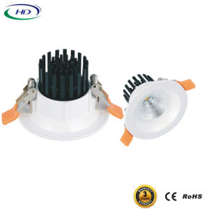 6W/15W COB-CF01 Series Fixed LED Downlight pictures & photos