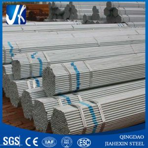 Hot Dipped Round Carbon Steel Galvanized Pipe for Greenhouse Structure pictures & photos