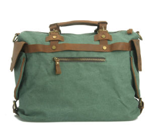Canvas American Style Travel Leisure Duffle Bag (RS-1801) pictures & photos