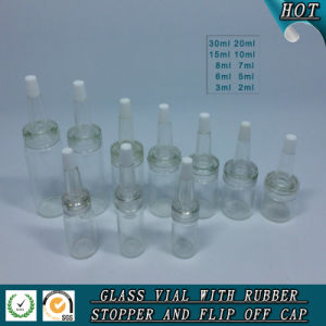 2ml-30ml Clear Essential Oil Cosmetics Glass Vial pictures & photos