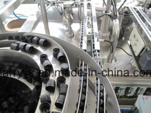 GF-4j Essential Oil Filling Plugging Capping Machine pictures & photos