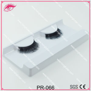 High Quality Human Hair Eyelashes with Customized Packaging pictures & photos