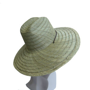 Farmer Straw Hat with Big Brim pictures & photos