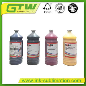 Italian Quality Kiian Sublimation Ink for Direct and Transfer Sublimation Printing pictures & photos