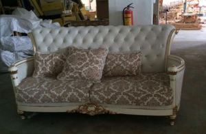 Classical Sofa with High Quality Fabric Sofa for Living Room Furniture pictures & photos