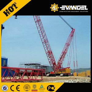 55 Ton Mini Hydraulic Telescopic Boom Crawler Crane Price pictures & photos