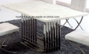 Marble Dining Table Dining Room Furniture Table pictures & photos