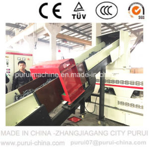 PP Plastic Film Scrap Granulating Machine for PP Woven Bag pictures & photos