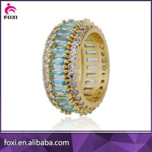 Fashion Women Single Gemstone Rings Designs pictures & photos