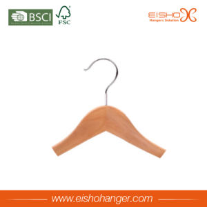 Eisho Sleek Quality Wood Clothes Hanger for Coat pictures & photos