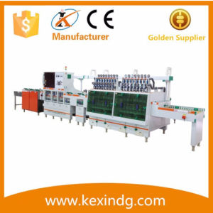 Individual Pressure Adjusting PCB Etching Machine with Good Spraying System pictures & photos