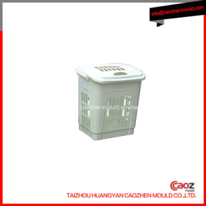 Plastic Injection Garbage Bin/Die Casting Dustbin/Molding pictures & photos