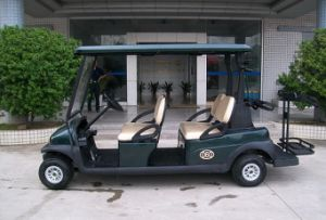 4 Seater Electric Golf Buggy Car for Sale pictures & photos