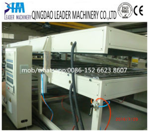 UV Resistance Polycarbonate PC Hollow Grid Sheets Machine Making Plant pictures & photos