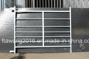 Heavy Duty Cattle Iron Fence Panel Galvanized Iron Fencing Panel pictures & photos