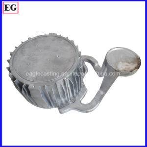 LED Lighting Cover Aluminum Alloy Die Casting Car Parts pictures & photos