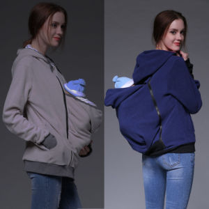 Baby Carrier Hoodie, Kangaroo Jumper (A646) pictures & photos