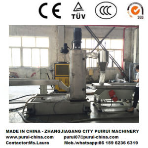 Plastic Pelletizing and Plastic Film Recycling Machine for BOPP Film pictures & photos