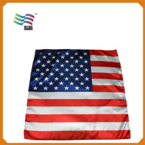 Qatar Satin Fabric Long Scarf for National Day (hys01) pictures & photos