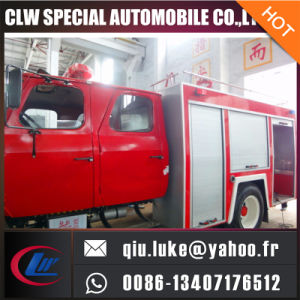 Dongfeng Dry Powder Fire Engine Truck pictures & photos