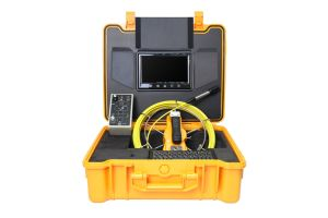 2017 New Design Video Pipe Inspection Camera with 9 Inch Screen pictures & photos