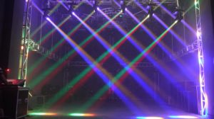 16*25W RGBW Beam Moving Head Stage Light pictures & photos