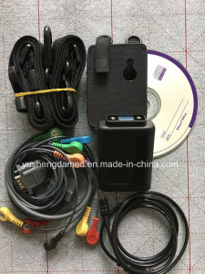 Ce ISO Approved 12 Channel Holter ECG Monitor System pictures & photos