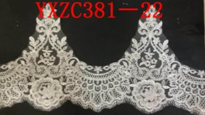Top Quality Control Good Price Lace Embroidery pictures & photos