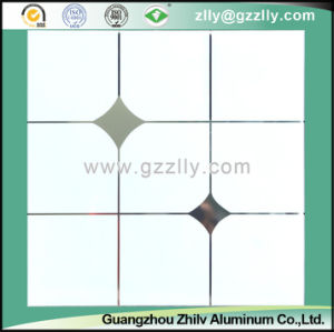 Beatiful Pattern Corrosion Resistance and Dirt Resistance Polymeric Ceiling pictures & photos