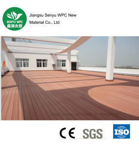 Customizable Exterior Eco-Friendly WPC Building Material pictures & photos