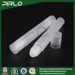 10ml Plastic Roll on Bottle for Essential Oil Empty Perfume Roll on Bottle pictures & photos