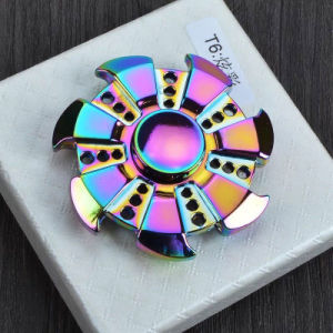 New Styles Fidget Spinner High Quality EDC Hand Spinner for Autism and Adhd Rotation Time Long Anti Stress Toys Kid Gift pictures & photos