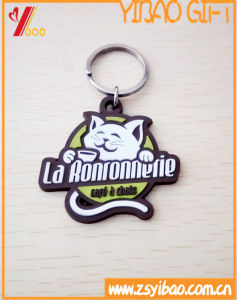 Animal Promotion Soft PVC Keychain Souvenir Gift Customed (XY-HR-85) pictures & photos