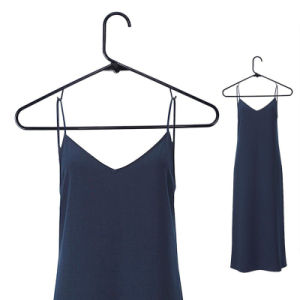[Sinfoo] Wholesale Plastic Clothes Hanger White (TH001-2) pictures & photos
