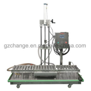 50L 100L Liquid Weighting and Fillng Machine with Scale Balance pictures & photos