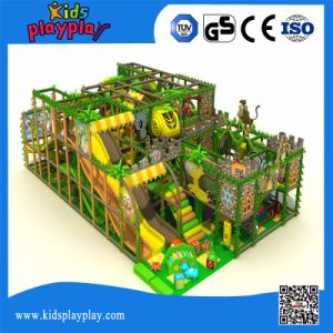 New Style Children Soft Play Toys, Toddler Play Areas Kids Naughty Castle Indoorplayground pictures & photos