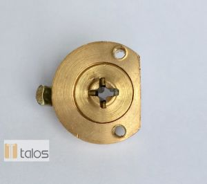 Cross Cylinder Lock pictures & photos