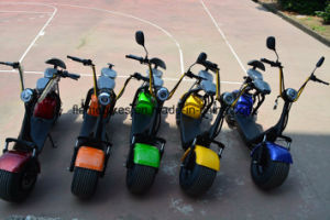 2016 Popular E Citycoco 60V Electric Motorcycle for Adults. pictures & photos