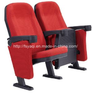 Competitive Price Theater Seat with Cup Holder for Sale (YA-210H) pictures & photos