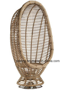 Comfortable Outdoor Furniture Synthetic-Rattan Chair Using for Garden & Balcony pictures & photos