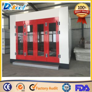 Environment Protecting Furniture Spray Room Car Bus Painting Booth Equipment Ce Certificate pictures & photos