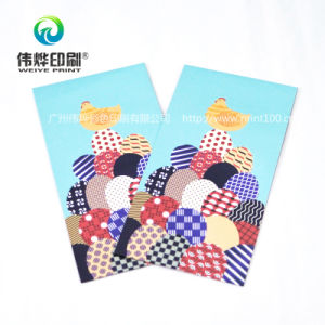 Creative Printing Envelope for The Year of The Rooster pictures & photos