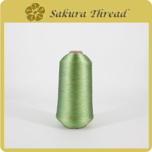 High Class Metallic Yarn for Embroidery/Knitting pictures & photos