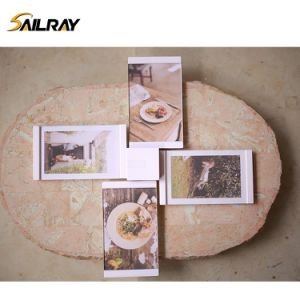 """4""""*6""""Leggy Horse New Style Acrylic PU Photo Frame/Picture Frame with Magical Moudle pictures & photos"""